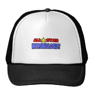 All Star Microbiologist Trucker Hat