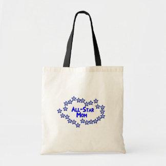 All Star Mom Budget Tote Bag