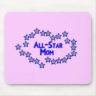 All Star Mom Mouse Pads
