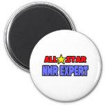 All Star NMR Expert Fridge Magnet