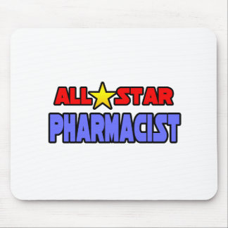 All Star Pharmacist Mouse Pad