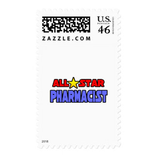 All Star Pharmacist Stamps