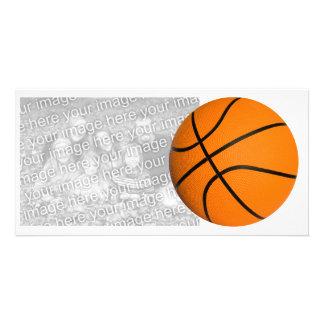 All Star Photocard Basketball Template