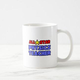 All Star Physics Teacher Coffee Mugs