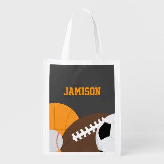 All Star Reusable Grocery Bag