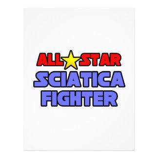 All Star Sciatica Fighter Flyer
