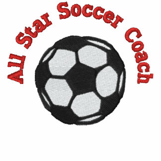 All Star Soccer Coach Polo Shirt