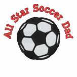 All Star Soccer Dad Polo Shirt