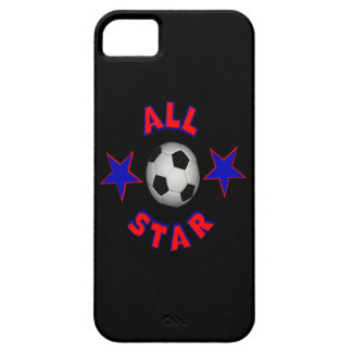 All Star Soccer iPhone SE/5/5s Case