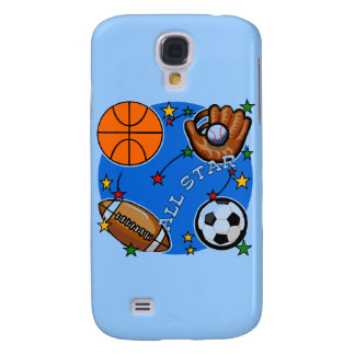 All Star Sports and Gifts Galaxy S4 Cover