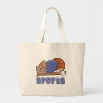 All Star Sports Large Tote Bag