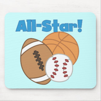All Star Sports Mousepad