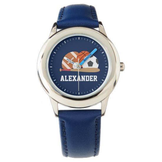All Star Sports Wristwatch