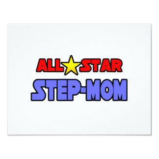 All Star Step-Mom Card