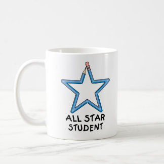 All Star Student Mug (One Sided)