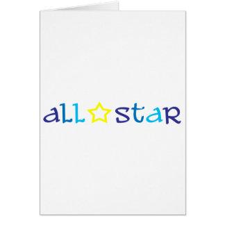All Star Tarjetas