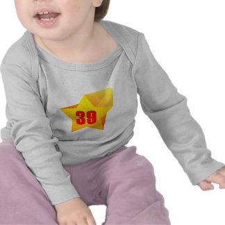 All Star Thirty Nine years old! Birthday T-shirt
