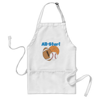 All Star Tshirts and Gifts Adult Apron