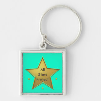 All Stars Keychain