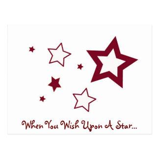 All Stars - Postcard