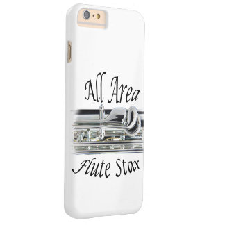 All State Area Flute Player Iphone, Ipad, Barely There iPhone 6 Plus Case
