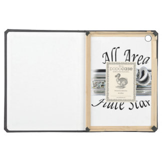 All State Area Flute Player Iphone, Ipad, Cover For iPad Air