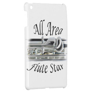 All State Area Flute Player Iphone, Ipad, Cover For The iPad Mini