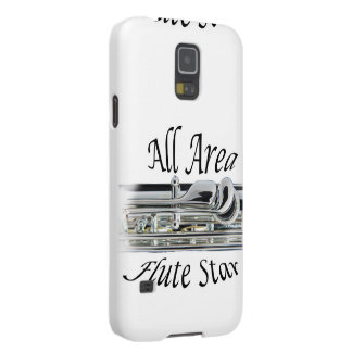 All State Area Flute Player Iphone, Ipad, Galaxy S5 Case