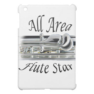 All State Area Flute Player Iphone, Ipad, iPad Mini Covers