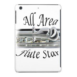 All State Area Flute Player Iphone, Ipad, iPad Mini Retina Cover