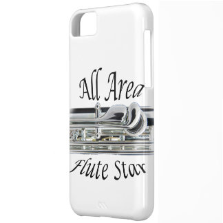 All State Area Flute Player Iphone, Ipad, iPhone 5C Cases