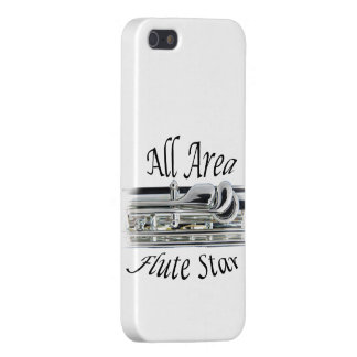 All State Area Flute Player Iphone, Ipad, iPhone SE/5/5s Case