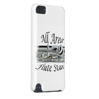 All State Area Flute Player Iphone, Ipad, iPod Touch 5G Cases