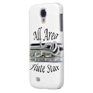 All State Area Flute Player Iphone, Ipad, Samsung Galaxy S4 Cover
