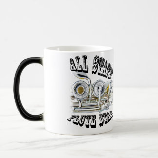All State Flute Player Coffee Mug or jug ANY COLOR
