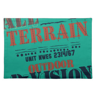 ALL TERRAIN OUTDOOR PLACEMAT