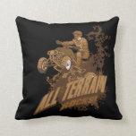 All Terrain Rocks! Pillow