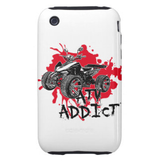 All Terrain Vehicles iPhone 3 Tough Covers