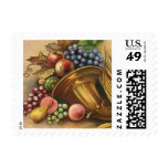All Thanksgiving Bounty Be Thine Postage Stamps