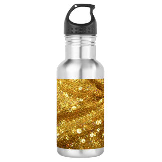 All That Glitter Stainless Steel Water Bottle