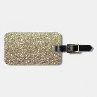 All That Glitters Bag Tag