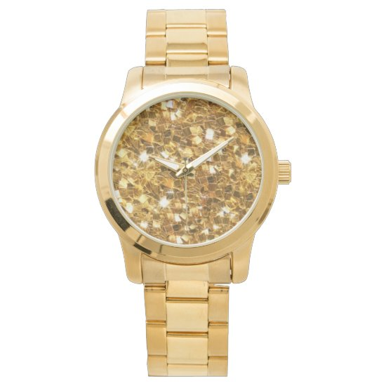 All that Glitters, Faux Glitter look Watches