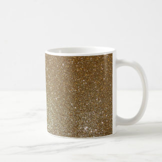 all that glitters is gold classic white coffee mug