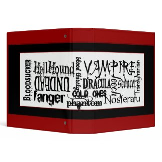 All that is Vampire binder