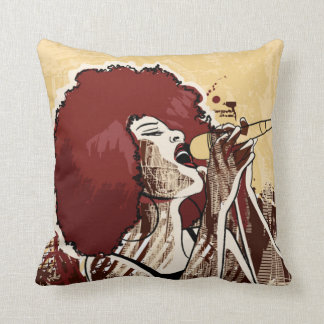 All that Jazz 2 Sided Pillow