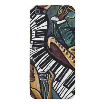 McTiffany Tiffany Aqua All That Jazz iPhone 4/4s Case