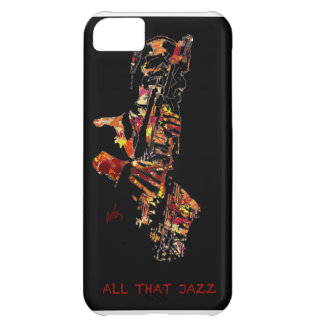 all that jazz iPhone 5C case