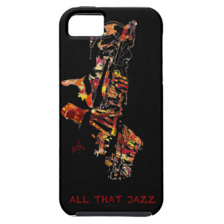 all that jazz iPhone SE/5/5s case