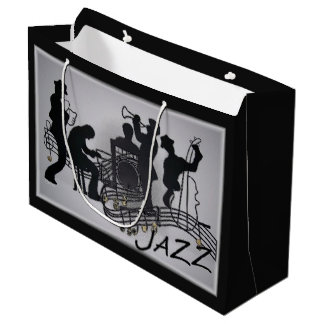 All That Jazz Large Gift Bag