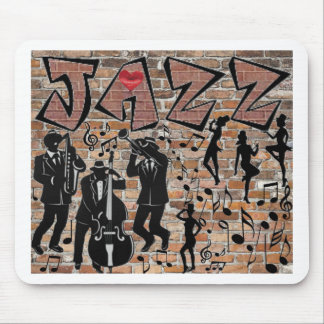 ALL THAT JAZZ MOUSE PAD